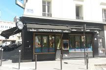 Connolly's Corner, Paris, France