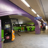 Автобусная станция   Paris City Centre   Bercy Seine