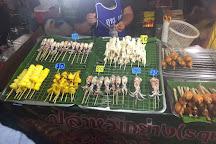 Ao Nang Walking Street, Ao Nang, Thailand