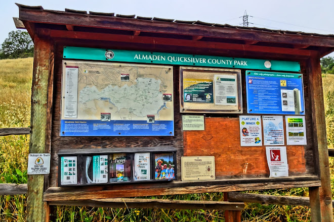 Visit Almaden Quicksilver County Park on your trip to San Jose