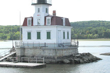 The Esopus Meadows Lighthouse, Ulster Park, United States