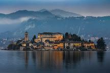 Lake Orta, Orta San Giulio, Italy