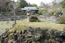 Rakujuen Park, Mishima, Japan