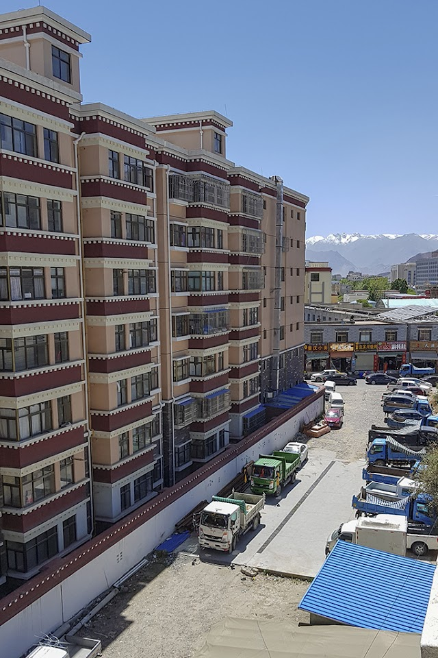 Jardin Secret Hotel Lhasa