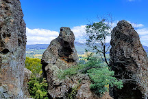 A Market at Hanging Rock, Woodend, Australia