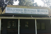 Hollywood Heritage Museum, Los Angeles, United States