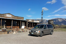 Oliver Lee Memorial State Park, Alamogordo, United States