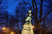 Linda Monument, Tallinn, Estonia