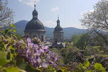 Nonnberg Convent, Salzburg, Austria