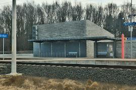 Железнодорожная станция  Zalaegerszeg