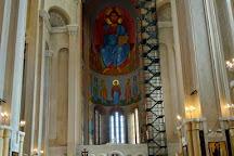 Tsminda Sameba Cathedral, Tbilisi, Georgia