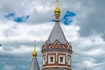 Alexander Nevskiy Chapel, Yaroslavl, Russia