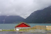 Jostedalsbreen National Park Centre, Stryn, Norway