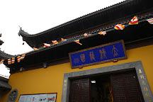 Nanchan Temple of Wuxi, Wuxi, China