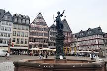 Fountain of Justice, Frankfurt, Germany