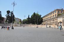Fontana del Nettuno, Rome, Italy