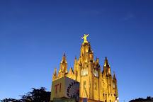 Tibidabo, Barcelona, Spain