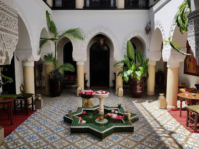 Rue Souika Riad El Arous / Rue Bab Doukkala