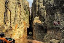 Needles Eye Tunnel, Custer, United States