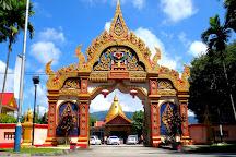 Wat Buppharam Buddhist Temple, George Town, Malaysia