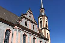 Wallfahrtskirche St. Landelin, Ettenheim, Germany