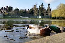 Rowntree Park, York, United Kingdom