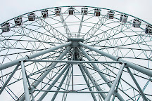 Ferris wheel, Vladimir, Russia