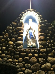 St.Thomas Aquinas Church cemetery Kochuthura., thiruvananthapuram