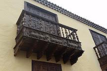 Casa de los Coroneles, La Oliva, Spain