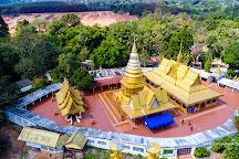 Wat Phrathat Chom Sak, Chiang Rai, Thailand