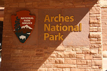 Arches Visitor Center, Arches National Park, United States