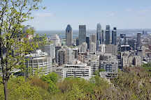 Chalet Du Mont Royal, Montreal, Canada