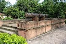Jahan Kosha Cannon, Murshidabad, India