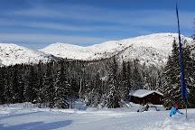 Haglebu Skisenter, Eggedal, Norway