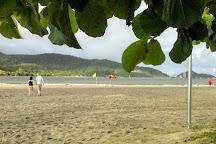 Caieiras Beach, Guaratuba, Brazil