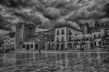 Bujaco tower, Caceres, Spain