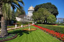 The Baha'i Gardens, Haifa, Israel