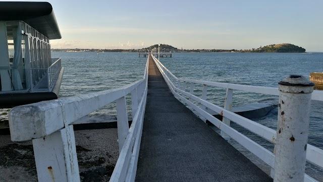 Okahu White Bridge