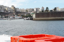 Sao Marcelo (do Mar) fort, Salvador, Brazil