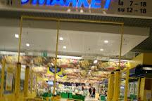 Mikkeli Market Place, Mikkeli, Finland
