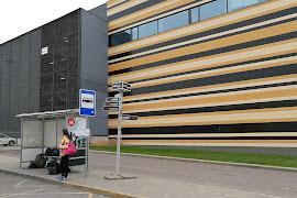 Автобусная станция   PLC Panorama