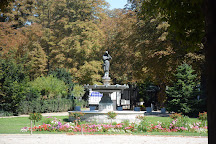 Le Jardin des Ambassadeurs, Paris, France