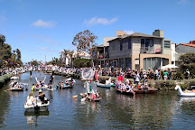 Venice Canals Walkway, Los Angeles, United States