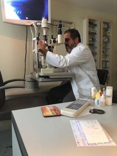 Oftalmologo Dr Rafael Martinez-Costa