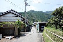 The birthplace of Yataro Iwasaki, Aki, Japan