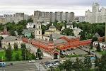 Покровский ставропигиальный женский монастырь, Колокольня, Абельмановская улица, дом 2А на фото Москвы