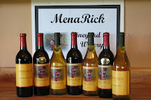 Menarick Vineyard & Winery, Ronda, United States
