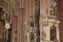 Kosciol Wniebowziecia Najswietszej Marii Panny, Chelmno, Poland