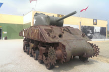 Normandy Tank Museum, Catz, France