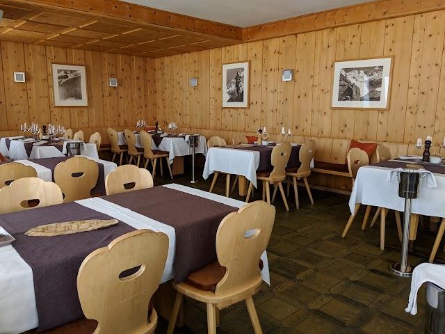 Panoramarestaurant Corvatsch 3303 M.ü.M.